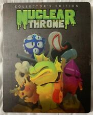 Nuclear Throne (PC, Collector's Edition Steelbook) Physcial Media & Instructions