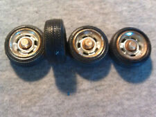 1/25 Scale Wheels and Tires
