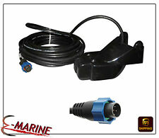 Airmar P66 Depth-Temperature Transducer TM 50/200Khz 5/7-Pin Male for Lowrance