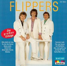 Les flippers: les grands succès/CD (Blue Chip/spectrum 551 456-2)