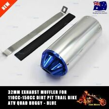 Aluminum Exhaust Pipes Motorcycle Silencers, Mufflers and Baffles
