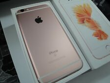 MINT CLEAN IMEI ESN APPLE IPHONE 6S 16GB ROSE GOLD SPRINT TING 9.3.2 ios #438