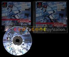 JEREMY MCGRATH SUPERCROSS 2000 Ps1 Versione Italiana ••••• COMPLETO