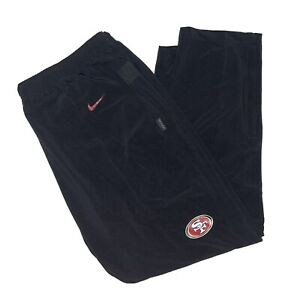 NWT Nike NFL San Francisco 49ers On Field Flex Pants Men's 3XL CI2445 010