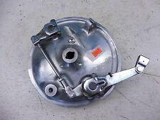 1970 Honda CL350  CL 350 Scrambler H1105-1' front wheel hub drum brake plate