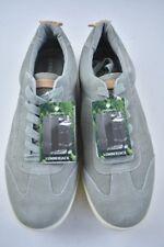 LUMBERJACK Herren Sneaker in Wildleder Weiß/Grau Gr.42