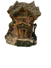 Boyds Bearly Built Villages Public Library Style # 19006V Premiere Edition