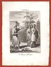 San Sereno Martire 28 Febbraio Gentilucci Roma 1843