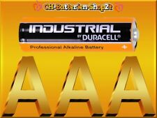 24 x Duracell Industrial AAA Micro Alkaline LR03 MN2400 Mignon Lose Batterien