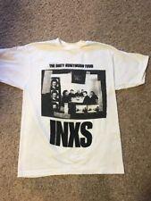 Vintage 1993 INXS Tour Shirt Mens XL Dirty Honeymoon Tour