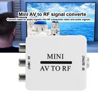 Convertitore RCA Composito Da RCA A RF Adattatore Audio E Video Da CVSB AV A RF