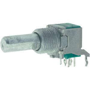 ALPS 402151 100k Lin Dual Unit Horizontal Stereo Potentiometer