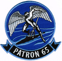 US NAVY VP-65 TRIDENTS PATCH