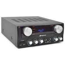 Skytronic Compact HIFI PA Home Audio Amplifier Amp 400w
