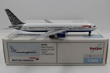 Herpa Wings 1:500 British Airways Boeing 767-300 Japan (504348) Limited Edition