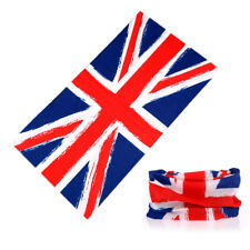 United Kingdom Flag Bandana with British Flag Design Sport Supporters Apparel