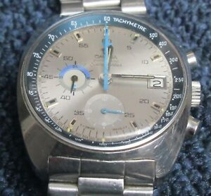 Vintage OMEGA Swiss Seamaster Chronograph Cal1040 Automatic Watch 176.007
