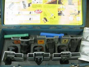 Malco FasGroov Fiberglass Duct Board Grooving Set