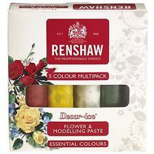 Flower & Modelling Paste Multipack Renshaw