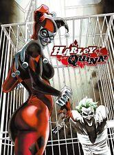 Harley Quinn & Joker Jigsaw Puzzle 500pc - NMR