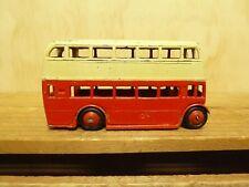 DINKY TOYS AEC DOUBLE DECKER BUS -
