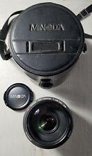 Minolta AF 100-300 f4.5-5.6 Zoom Lens #993.437