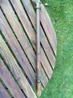 Vintage Spraygen Brass Garden Sprayer / Syringe - Gardening Tool