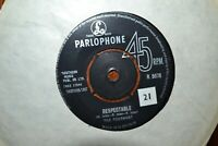 "THE FOURMOST   I`M IN LOVE       7"" SINGLE    PARLOPHONE    R5078    1963"