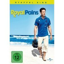 Royal Pains-Season 1 - 4 DVD NEW MARK FEUERSTEIN, Paulo Constance, Reshma Shetty
