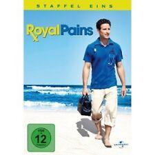 ROYAL PAINS-STAFFEL 1 - 4 DVD NEU MARK FEUERSTEIN,PAULO COSTANZO,RESHMA SHETTY