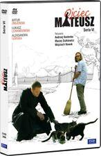 Ojciec Mateusz. Sezon 6 (BOX 4 DVD) Maciej Dejczer (Shipping Wordwide) Polish