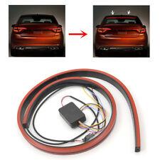 1x LED Auto Zusatzbremsleuchte Heckscheibe Dach Bremslicht Rückleuchte Rot 100cm