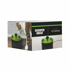 Sharper Image Electric Dog/Cat Pet Watering Fountain, Brand New!