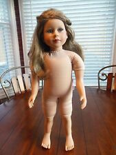 "My Twinn Cookie All Denver 23"" Doll and Clothes Outfits Shoes Large Lot"