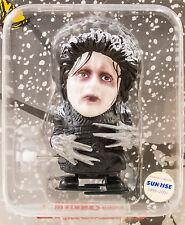 SCISSOR HANDS Edward Johnny Depp Wind-Up Figure Snow Ver. Medicom Toy JAPAN