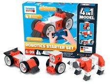 TINKERBOTS TINKER BOTS ROBOTS ROBOTIC TOY STARTER SET BUILDING KIT NEW $229