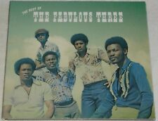 The FABULOUS THREE best of CD psych FUNK monster Truth & Soul SUPERB!