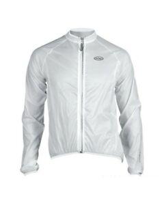Northwave Breeze Jacket Bike Windproof/Rainproof, White