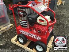 ***SALE*** Magnum 4000 PSI Hot water pressure washer, 15 HP Gas units