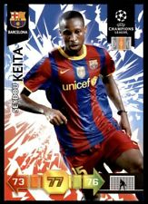 Panini Adrenalyn XL Champions League 2010/2011 FC Barcelona Seydou Keita