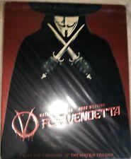 [Blu-ray] Steelbook V pour Vendetta - RARE - TRÈS BON ÉTAT
