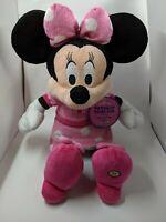 Disney Minnie Mouse Totally Ticklish Plush Tested