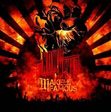 LOT#210 It's Now or Never by Make Me Famous (CD, 2012,) NEW