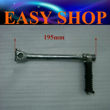 13mm 195mm Kick Start Starter Lever For HONDA Monkey CRF50 XR50 CT70 Z50 Bike