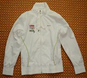 Slovakia, Women's Jacket by Reebok, Olympic Games Vancouver 2010, Size Small