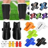 1 Pair Adult Football Sports Shinguards Soccer Ball Shin Guards Legs Protector