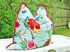 Mexican Painter Floral Leaves Cotton Cushion Cover Decorative Throw Pillow Case