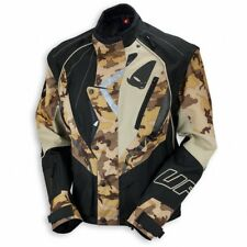 Giacca Moto Enduro Ufo 2018 Col Camouflage TG L