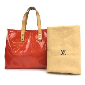 100% authentic Louis Vuitton lead PM M91088 handbag used 947-3-eb