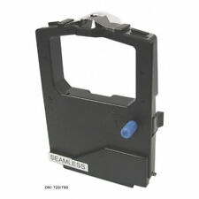 SMCO Ruban Encreur Compatible pour OKI Microline 5520 5520 5521 5590 5591 ECO Noir